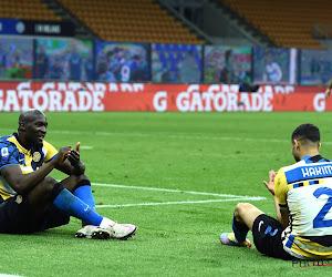 🎥 Le superbe but de Romelu Lukaku contre l'AS Roma