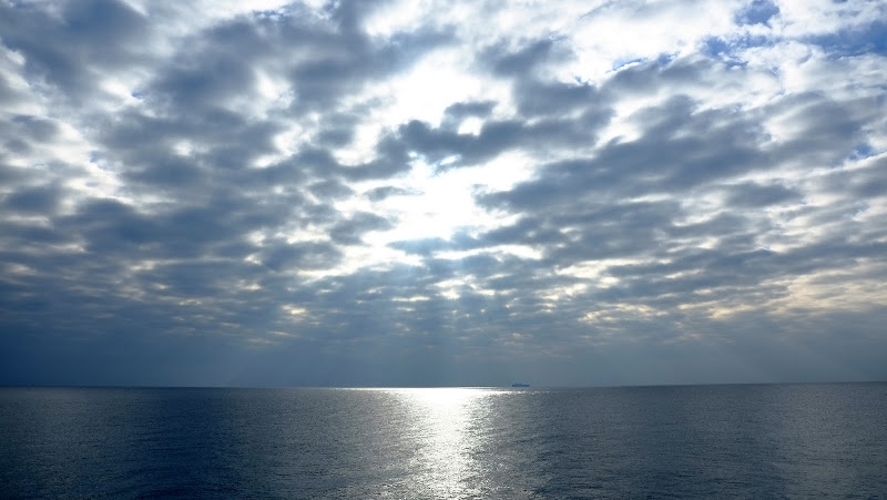 Cielo sul mare di Andora di utente cancellato