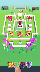 Tiny Clash Mod Apk (Unlimited Money + No Ads) 5