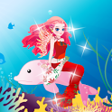 Mermaid Princess Dress Up icon