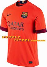 Photo: FC Barcelona 2ª * Camiseta Manga Corta * Camiseta Manga Larga * Camiseta Mujer * Camiseta Niño con pantalón