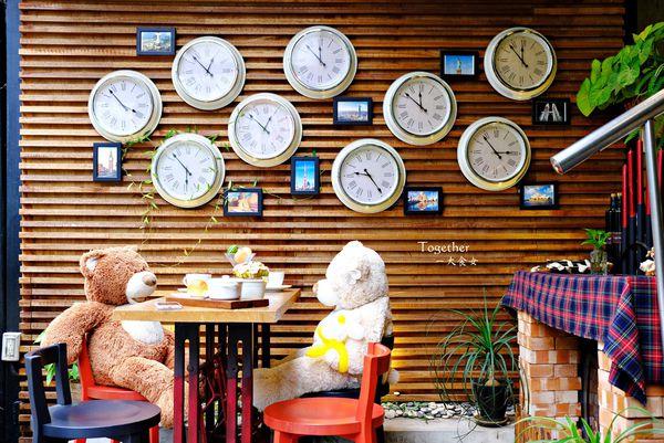 Together Cafe-萌翻的雪人蜜糖吐司!早午餐、義大利麵、燉飯、下午茶等通通有!(附Together MENU) 永康街咖啡廳/台北寵物友善餐廳/台北有Wifi插座咖啡廳