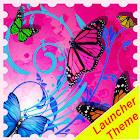 Theme Butterflies GO Launcher icon