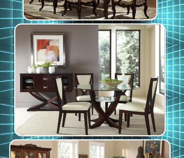 Dining room sets android apps on google play for Q significa dining room