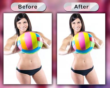 Photo Slim Photo Editor & Body Shaping - náhled