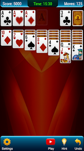 Solitaire – Game Free 2017 - náhled