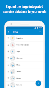 GymRun Workout Log & Fitness Tracker Mod 9.3.0 Apk [Unlocked] 5