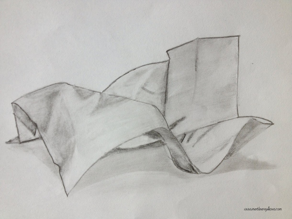 Drawing: Piece of paper