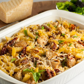 Pasta With Artichokes And Sundried Tomatoes Recipes