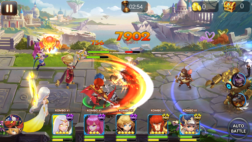 Seven Paladins SEA: 3D RPG x MOBA Game  screenshots 23