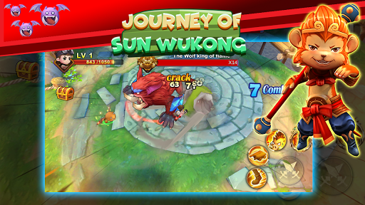 Journey Of Sun Wukong poster