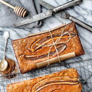 Paleo Banana Bread.