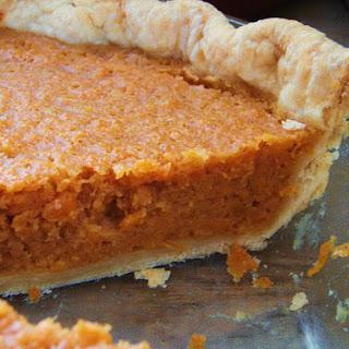 Amazing Sweet Potato Pie.