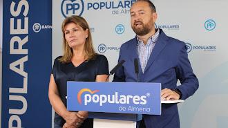 Rosalía Espinosa y Ramón Herrera.