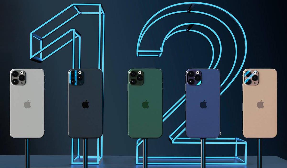 Все что известно про iPhone 12 Pro Max