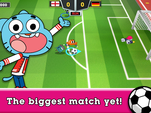 Toon Cup 2020 - Cartoon Network's Football Game 3.12.6 screenshots 9
