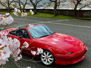 ロードスター  NA6CE  平成元年式のカスタム事例画像 かんさんの2019年03月31日15:09の投稿