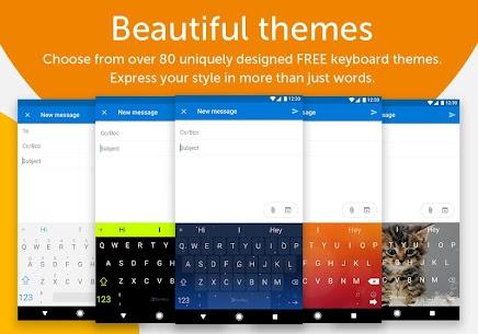 SwiftKey Keyboard v7.1.6.30 Final APK 9