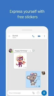 imo free video calls and chat Screenshot