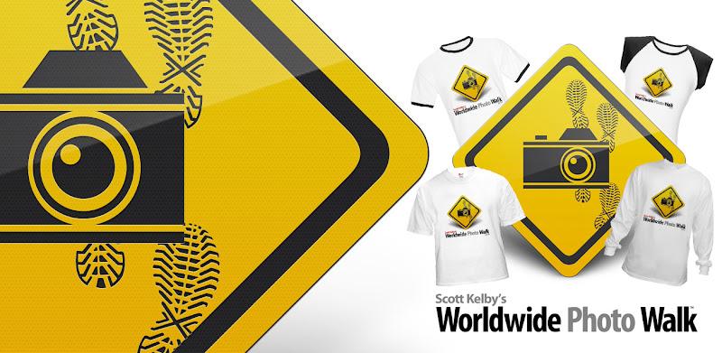Photo: Worldwide Photo Walk 2010 Tshirt design