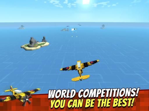 MC Airplane Racing Games 1.0.0 screenshots 9
