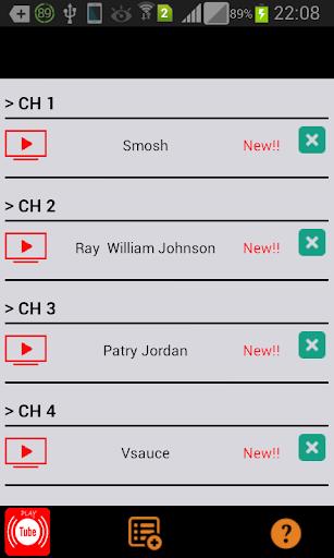 Play Tube Alert for youtube