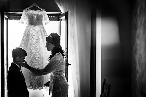 Wedding photographer Leonardo Scarriglia (leonardoscarrig). Photo of 02.11.2017