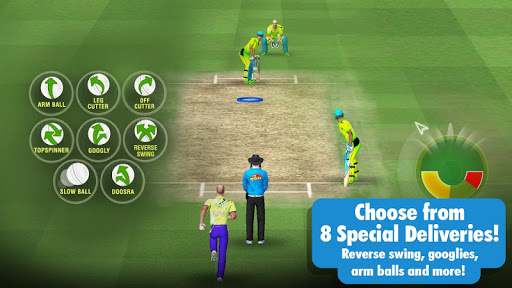 WCC Rivals - Realtime Cricket Multiplayer 0.87 screenshots 8