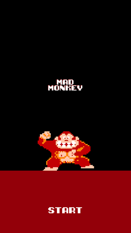 Mad Monkey- screenshot