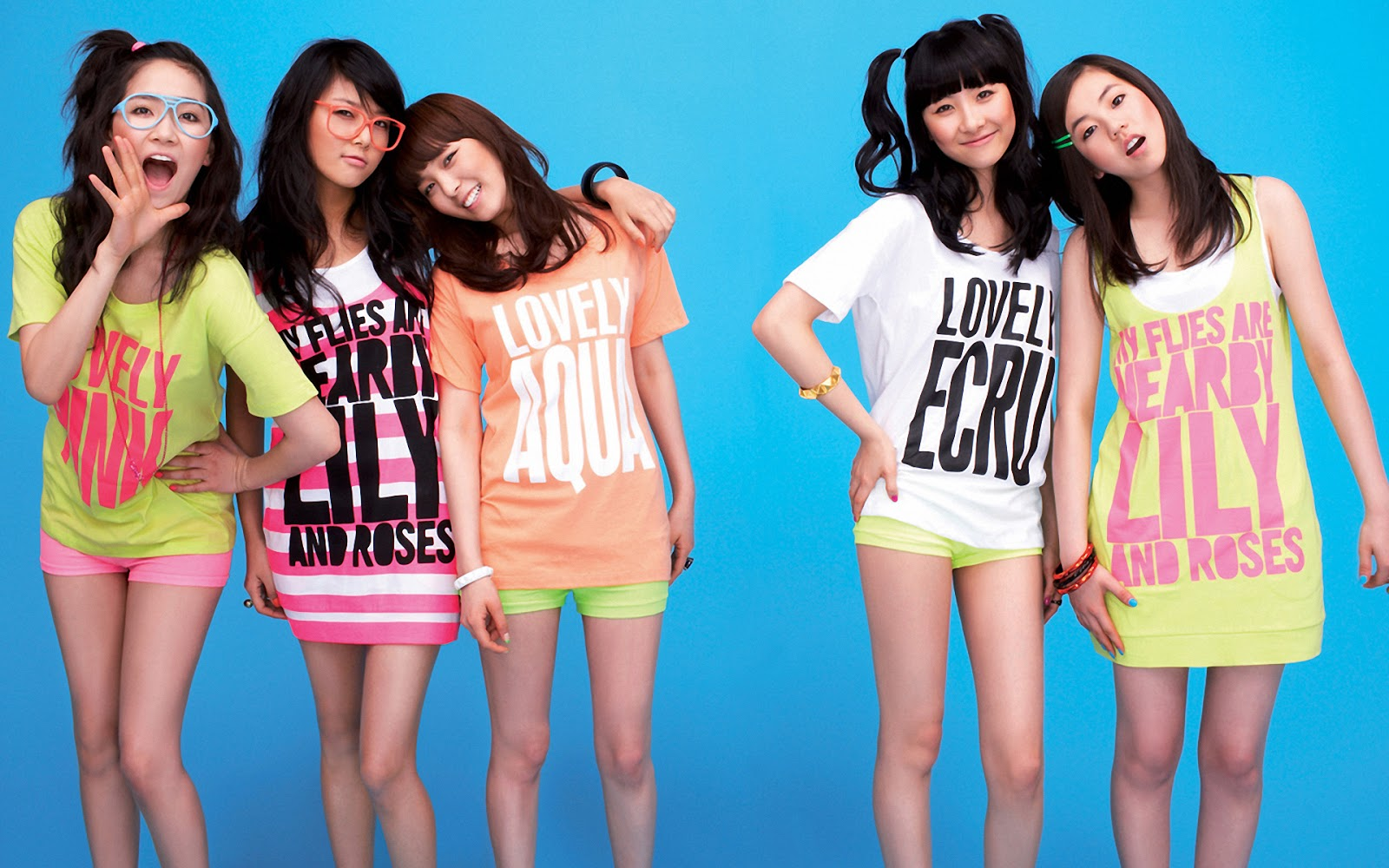 wonder girls yubin debut 2