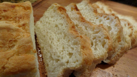 GLUTEN-FREE FRENCH BREAD -- BONNIE'S Recipe