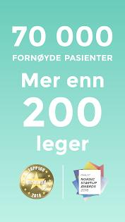 KRY - Legetime på mobilen Aplikace (apk) ke stažení zdarma pro Android/PC/Windows screenshot