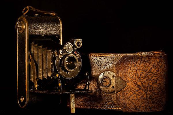 Original Wirgin Kamerawerk 1920-30 di GIORGIO VOLPONI