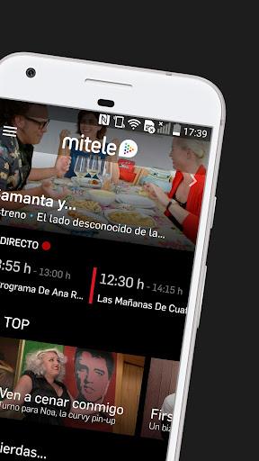 Mitele - Mediaset Spain VOD TV 5.2.0 screenshots 2