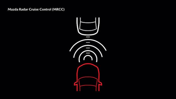 ระบบ Mazda Radar Cruise Control