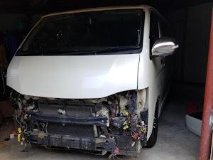 ハイエース TRH200Vのカスタム事例画像 ジョンコさんの2020年10月15日13:02の投稿