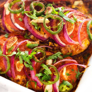 Southwestern Baked Chicken Breast Recipes