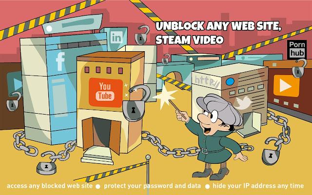 youtube hacked unblocked