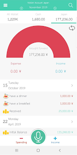 MeTang : Easy manage your expense by voice command - Apps ...Metaong Fitness