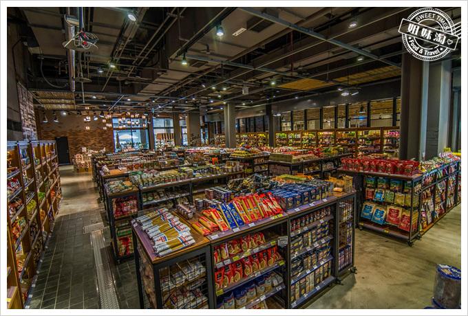 MLD Fresh 生鮮超市數量眾多的餅乾