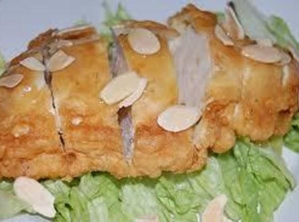 Almond Boneless Chicken (wor Su Gai) Recipe