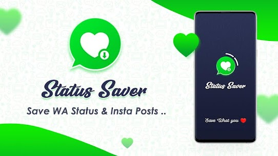 Luv – Status Saver for WhatsApp & Insta Post Saver App Download For Android 1