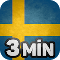 Learn Swedish in 3 Minutes icon