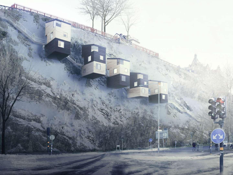NestInbiox on the mountain