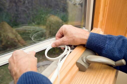 Changer joints fenêtre