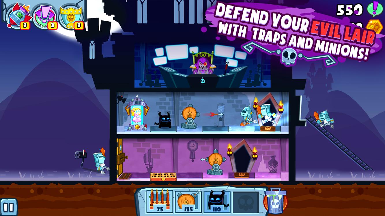 Castle Doombad screenshot #3