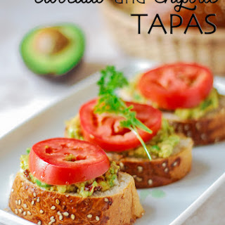 Healthy Tapas Recipes.