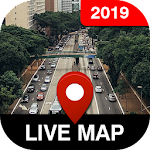 Street View Live - Global Satellite Earth Map View 2.4