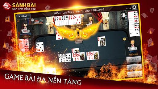 Su1ea2NH Bu00c0I - Game bai, danh bai 3.0.3 screenshots 5