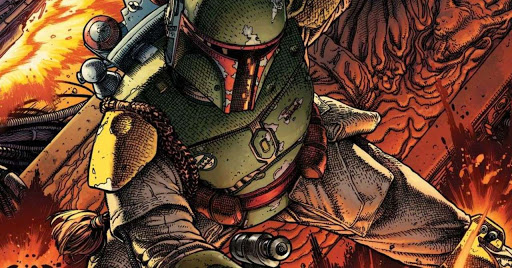 Star Wars: Boba Fett Gets New Armor in Marvel's War of the Bounty Hunters